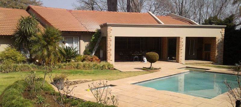 Sunninghill home painting 2