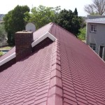 Repainted Roof