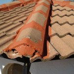 Waterproofing roof nok