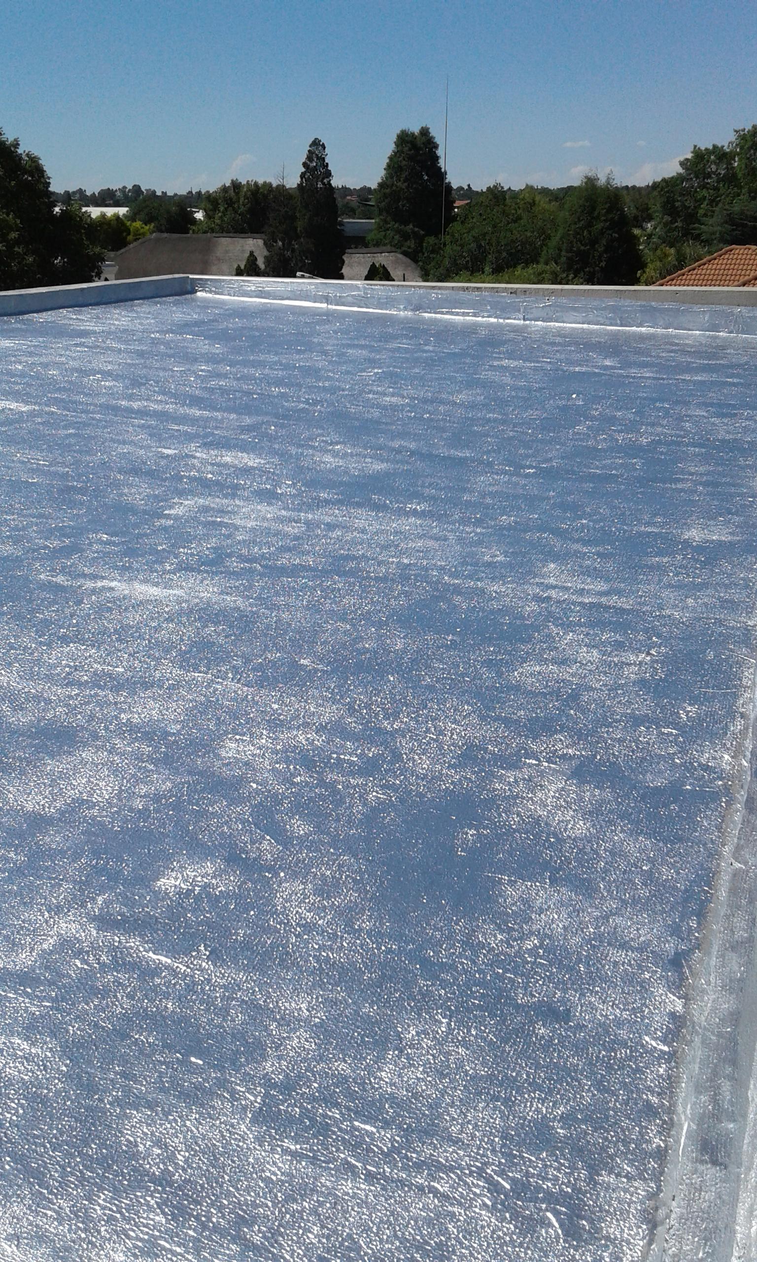 Bitumen roof coating | Damp proofing | Refresh Coatings