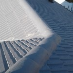 tiled roof waterproofing after