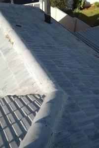tiled roof waterproof before